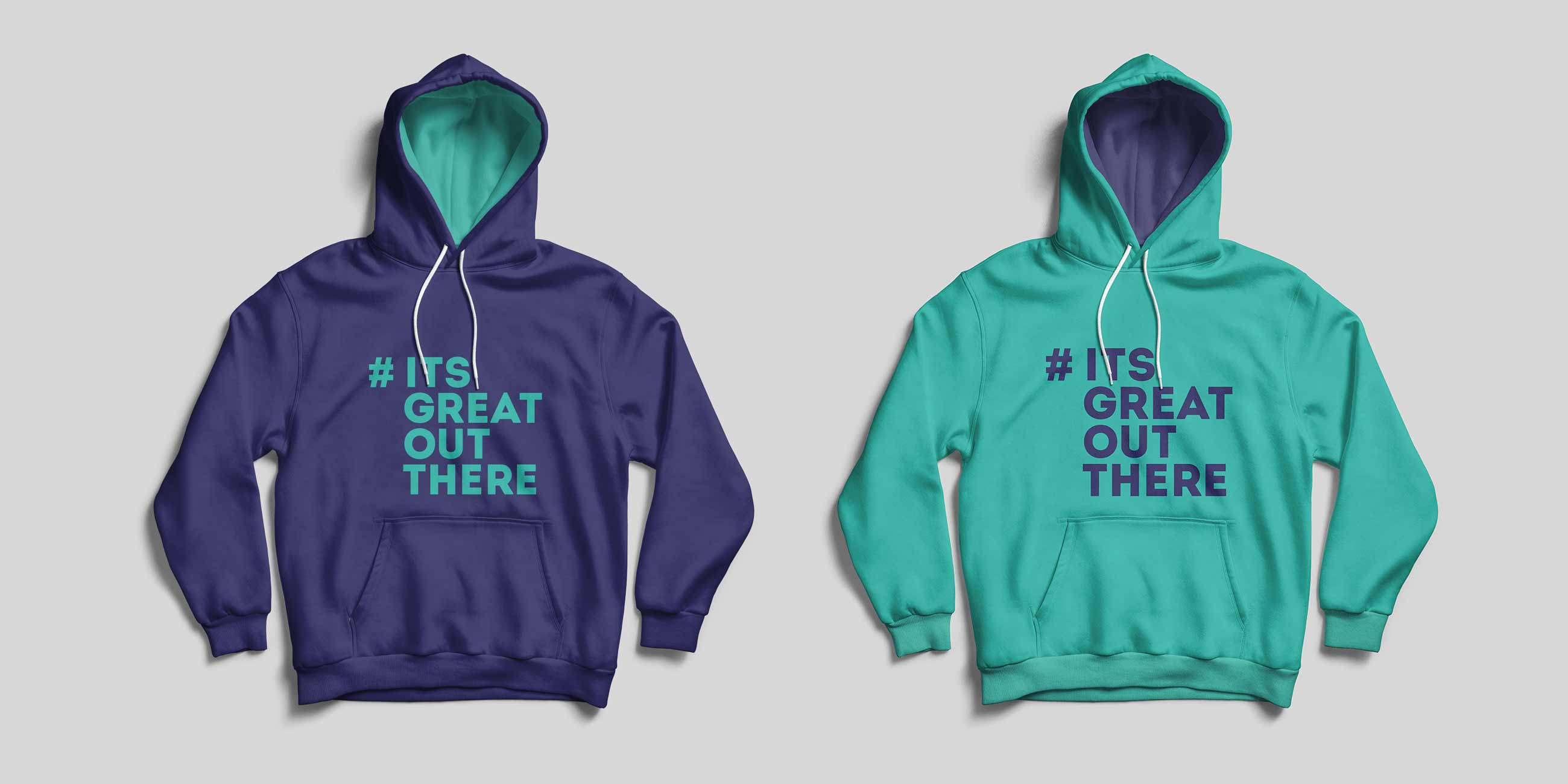 itsgreatoutthere-Hoody